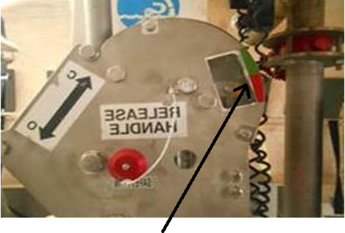 Talon Ii Lifeboat On Load Release Systems Incorrect